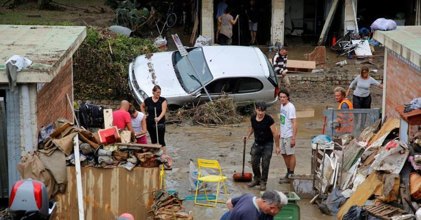 Maltempo: 5 morti nel livornese